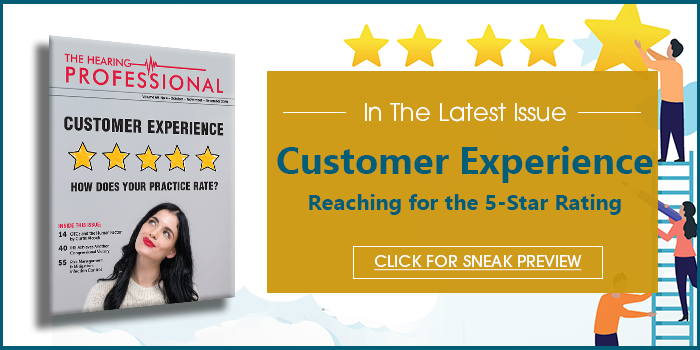 Featured Section - Customer Experience: How does your Practice Rate? Click for Sneak Preview